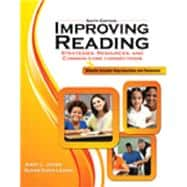 Improving Reading: Interventions, Strategies, and Resources