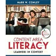 Content Area Literacy Learners in Context