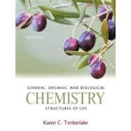 General, Organic, and Biological Chemistry Structures of Life Plus MasteringChemistry with eText -- Access Card Package