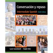 Conversacion Y Repaso: Intermediate Spanish (Book with CD-ROM)