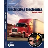 Modern Diesel Technology : Electricity and Electronics