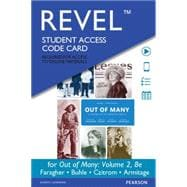 REVEL for Out of Many, Volume 2 -- Access Card