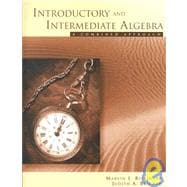 Introductory and Intermediate Algebra: A Combined