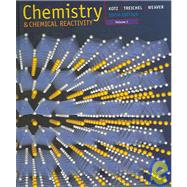 Chemistry & Chemical Reactivity (Volume 1)