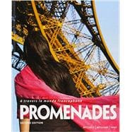Promenades: A Travers le Monde Francophone, 2nd Edition (textbook only)