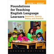 Foundations for Teaching English Language