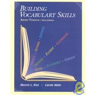 Building Vocabulary Skills, Short Version