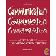 First Look at Communication Theory with Communication Theorists