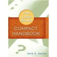 Little, Brown Compact Handbook with MyCompLab