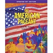 The American Pageant, AP� Edition, Updated 16th Edition