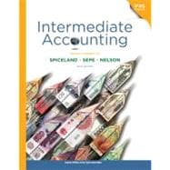 Intermediate Accounting Vol 1 (Ch 1-12) with British Airways Report + Connect Plus