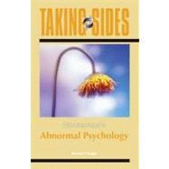Taking Sides : Clashing Views in Abnormal Psychology