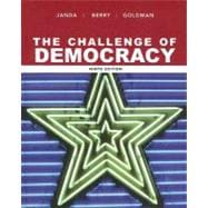 The Challenge of Democracy Government in America