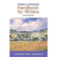 Simon & Schuster Handbook for Writers Plus MyWritingLab with Pearson eText -- Access Card Package