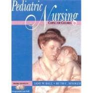 Pediatric Nursing, 3/e & Child Health Card Package