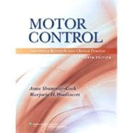 Motor Control; Translating Research into Clinical Practice