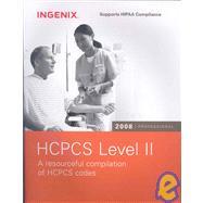 HCPCS Level II Professional 2008