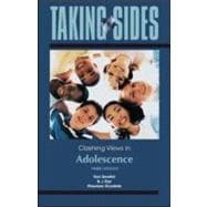 Taking Sides : Clashing Views in Adolescence