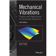 Mechanical Vibrations 9781118900208R