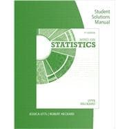 Student Solutions Manual for Utts/Heckard's Mind on Statistics, 5th