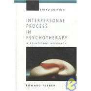 Interpersonal Process in Psychotherapy: A Rational Approach