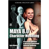 Maya 8 Character Modeling 9781598220209R
