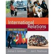 International Relations: 2010-2011 Update