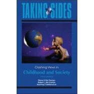 Taking Sides : Clashing Views in Childhood and Society