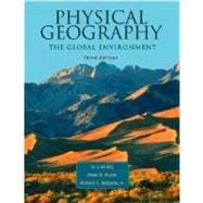 Physical Geography The Global Environment Text Book & Study Guide
