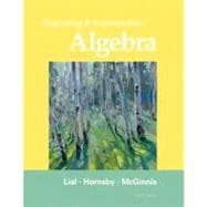 Beginning and Intermediate Algebra plus MyMathLab/MyStatLab Student Access Code Card