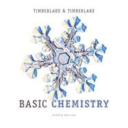 Basic Chemistry with MasteringChemistry Access Code