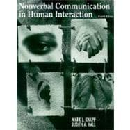 Nonverbal Communication in Human Interaction (4th)