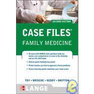 Case Files Family Medicine, Second Edition