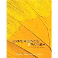 DVD Program to accompany Experience Spanish