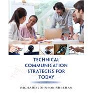 Technical Communication Strategies for Today Plus MyWritingLab with Pearson eText -- Access Card Package