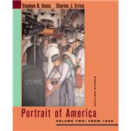 Portrait of America Volume Two: From 1865