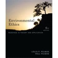 Environmental Ethics, 6th Edition