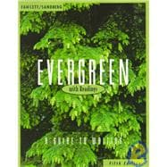 Evergreen with Readings : A Guide to Writing