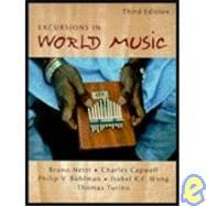 PACKAGE: EXCURSIONS IN WORLD MUSIC W/CD 3RD 01 PH PB