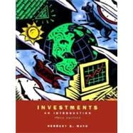 Investments : An Introduction