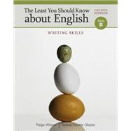 The Least You Should Know About English Writing Skills, Form B