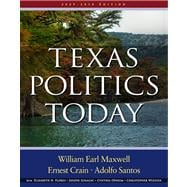 Texas Politics Today 2009-2010