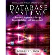 Database Systems : A Practical Approach to Design, Implementation and Management