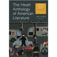 The Heath Anthology of American Literature Volume D