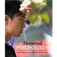 Abnormal Psychology Plus NEW MyPsychLab -- Access Card Package