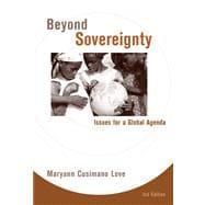 Beyond Sovereignty : Issues for a Global Agenda