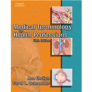 Audio CDs for Ehrlich/Schroeder�s Medical Terminology for Health Professions