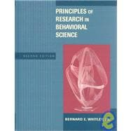 Principles of Research Methods with Internet Guide