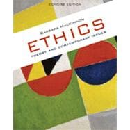 Ethics: Theory & Contemporary Issues - Concise Edition, 1st Edition