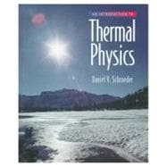 An Introduction to Thermal Physics